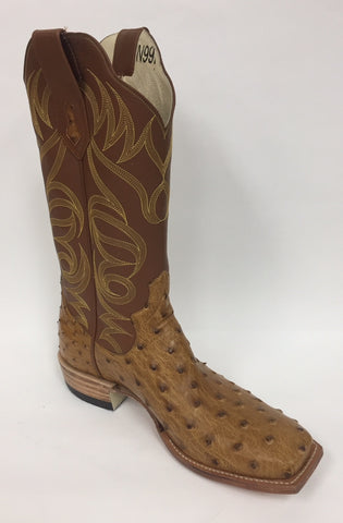 Hand-made Boots