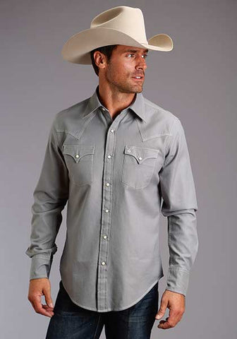 Stetson Men's long sleeve shirt