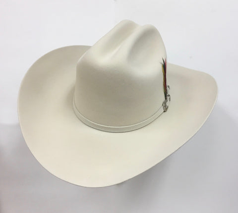 David's 5X Belly fur felt cowboy hat