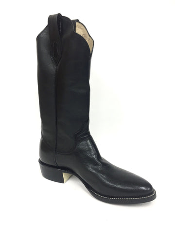 Black Water buffalo  boots