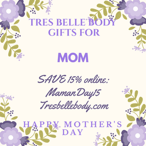 Mother's Day Special - 15% OFF