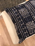 Stylish mali mudcloth pillows  - HAVEN - Studio Pillows
