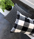 Timeless buffalo check pillows - JACKSON - Studio Pillows