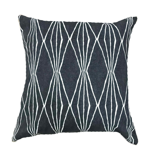 Great style added with boho pillows - CHARLIE - Studio Pillows