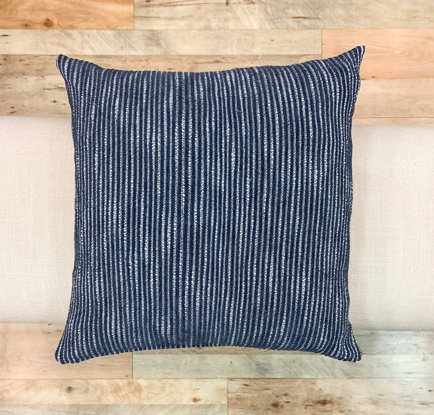 Warm striped pillows covers - ANDES - Studio Pillows