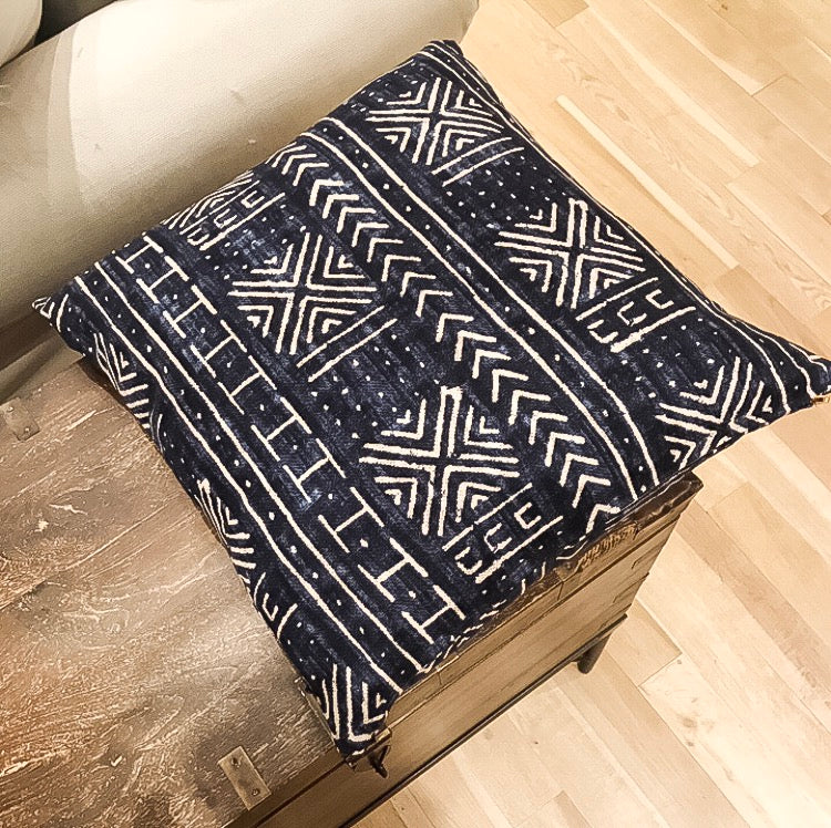 SALE! Stylish mali mudcloth pillows  - HAVEN - Studio Pillows