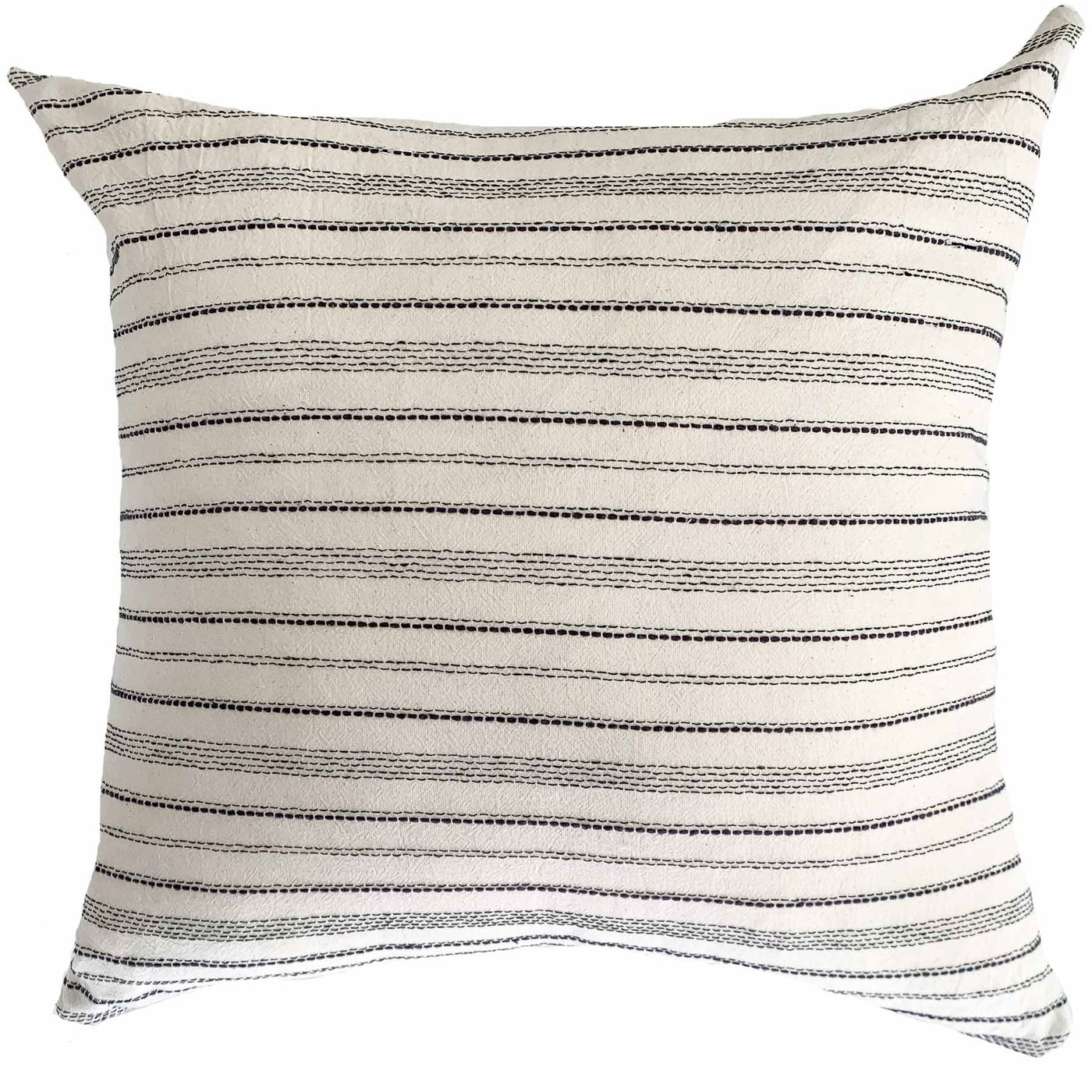 Vintage Hmong Pillow Collection - Striped - Studio Pillows