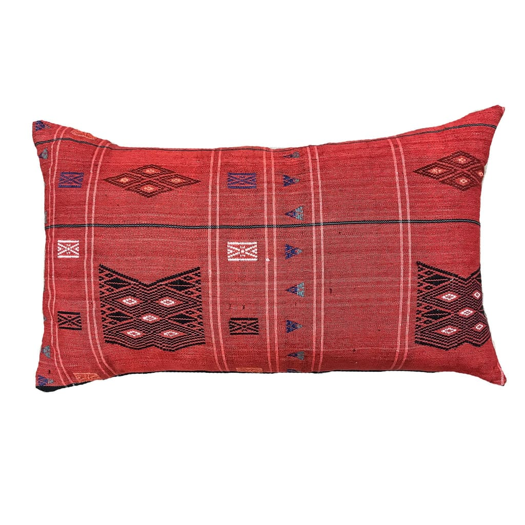 SALE - Handwoven tribal pillow collection - Studio Pillows