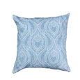 Soft blue pillows with style - CARTER - Studio Pillows