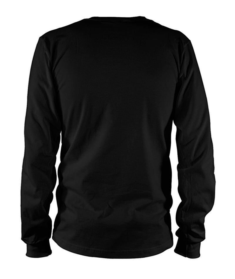Pitched Striaght Down The Dick Baseball Long Sleeve T-Shirt.