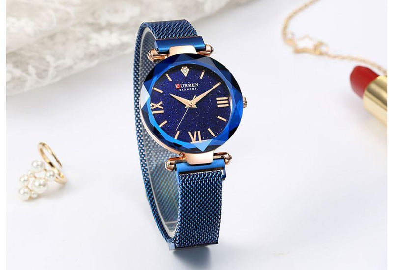 LAURYN Womens Classic Watch