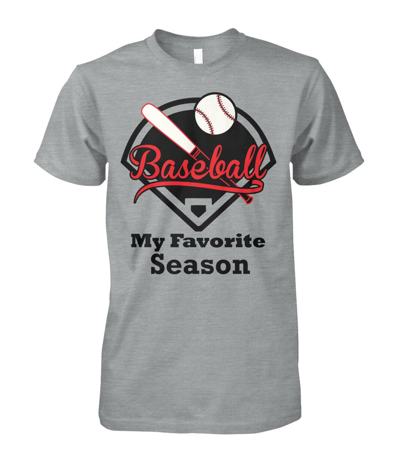 Baseball My Favorite Season Shirt