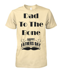 Dad To The Bone Father's Day T-Shirt
