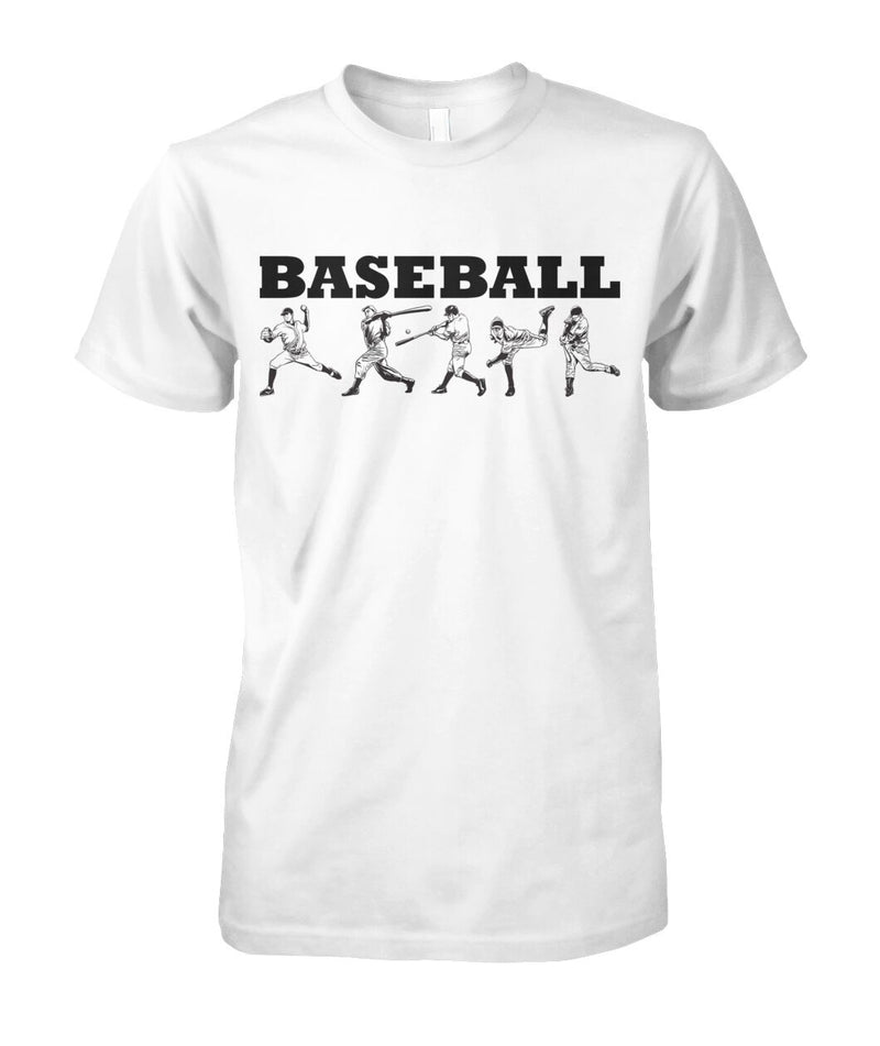 Baseball Action Shirt