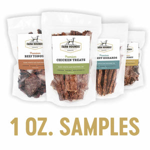 Farm Hounds - 1oz Samples - Variety Pack 25ct