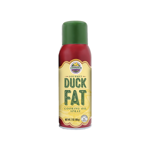 Cornhusker Kitchen Duck Fat Spray - Gourmet Duck Fat Cooking Oil Spray