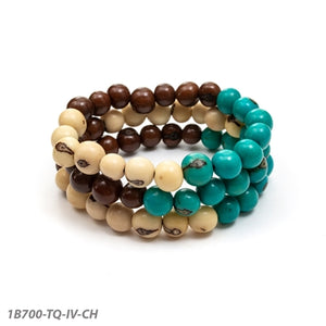 Stackable Bracelet by Tagua