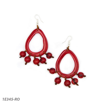 Julieta Earrings by Tagua