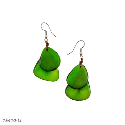 Fiesta Earrings by Tagua