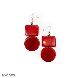 Tumbes Earrings by Tagua