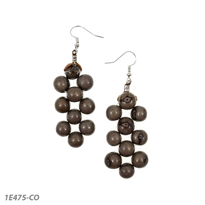 Helen Earrings by Tagua