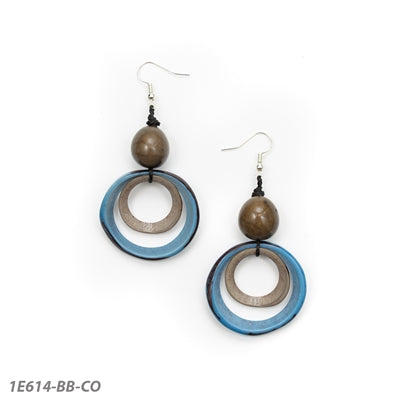 Nadia Earrings by Tagua
