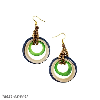 Sarah Earrings by Tagua
