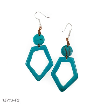 Mell Earrings by Tagua