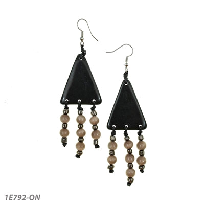 Jara Earrings by Tagua