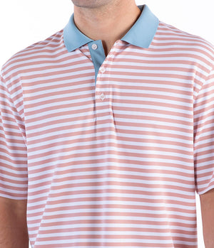 New Folly Beach Pique Polo - SSCO