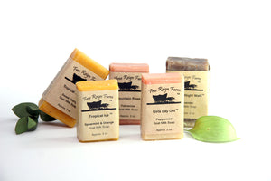 Free-Reign-Farm---Goat-Milk-Soap-Half-Bars