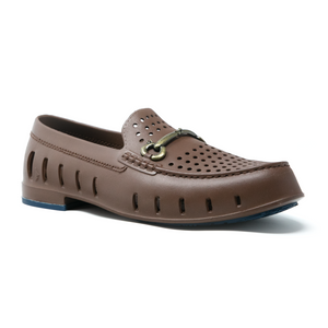 Floafers Chairman Bit- Driftwood Brown/Sailor Navy