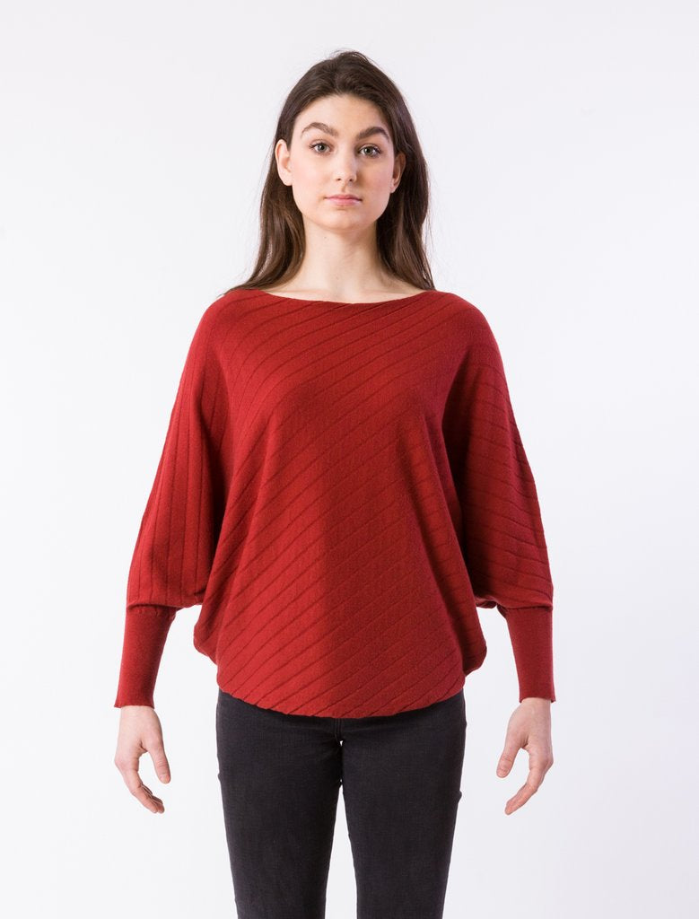 RYU Slope Top by Kerisma Knit