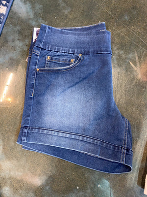 Pullon Shorts with Pockets