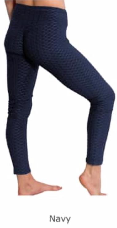 TikTok Booty Boost Textured Legging