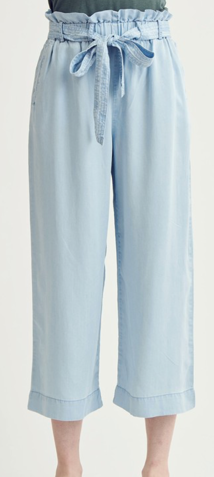 Capri-Tencel-Pants