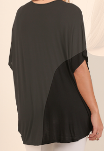 Relaxed-Fit-Surplice-Top---Black-and-Latte-Available---SOFT-AND-CUTE!!