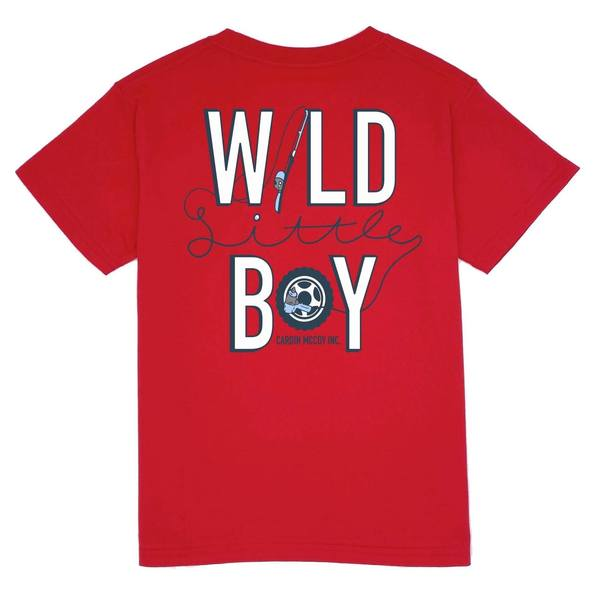 Cardin McCoy Wild Boy Shirt