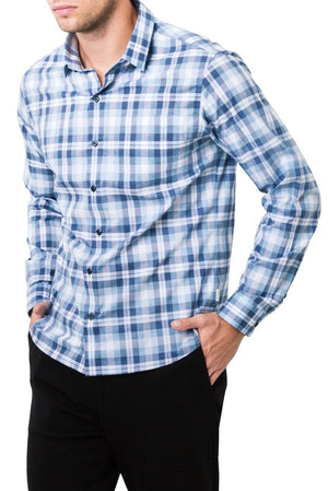 Long-Sleeve-Plaid-Shirt---wear-untucked-for-a-stylish-look