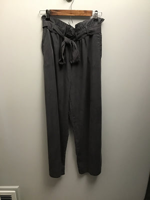 Tencel Crop Pants