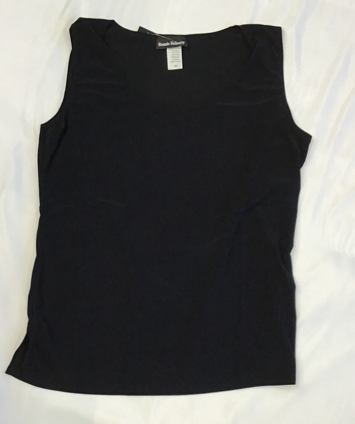 Solid Tank - great layering top