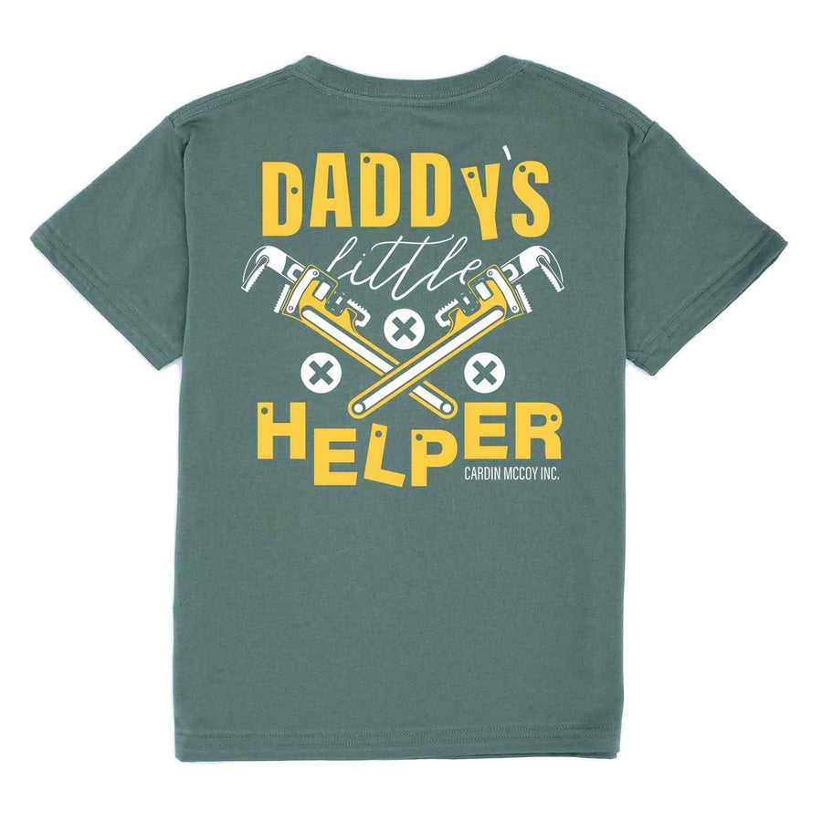 Cardin McCoy Daddy's Little Helper Shirt
