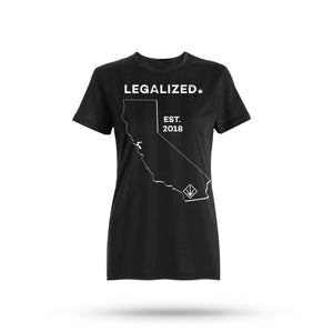 Legalized Women's Tee