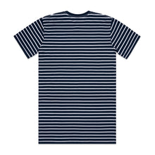 Load image into Gallery viewer, stripe dalmor t-shirt