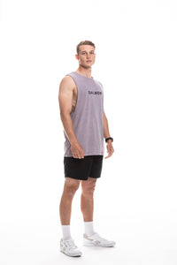 Dusty Purple Singlet - Dalmor