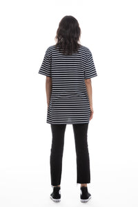 stripe dalmor t-shirt