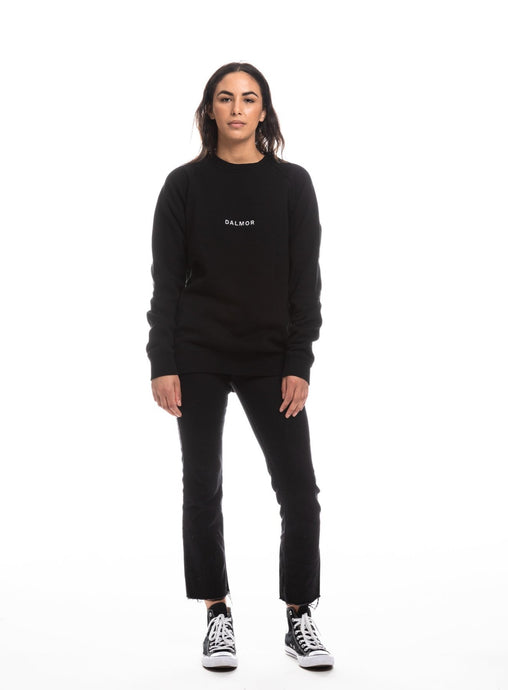 Sweater, black, clothing, streetwear, melbourne clothing