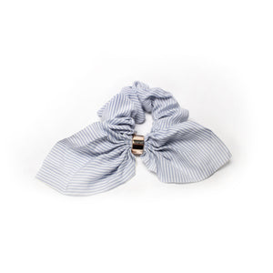 Striped Scrunchie Bows