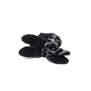 Mini Velvet Scrunchie Bows