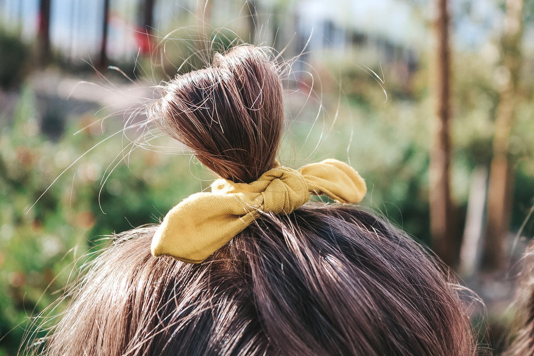 The Lovely Scrunchie Bows